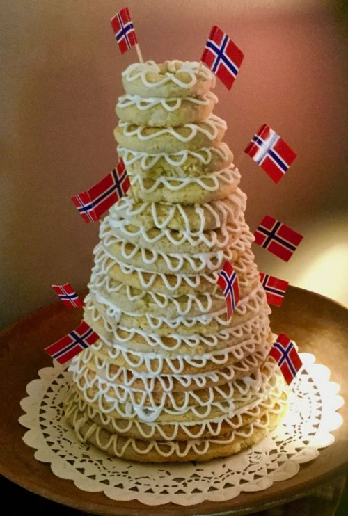 Buy Kransekake Wedding Cake