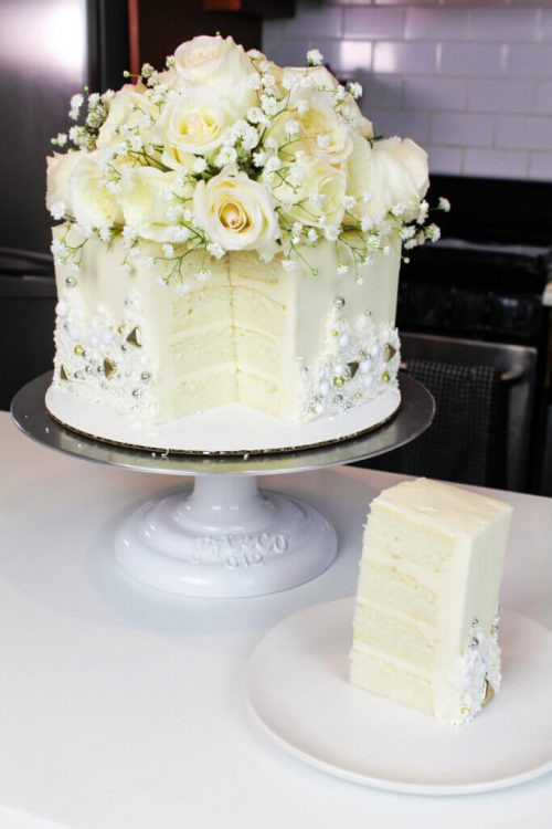 WASC Wedding Cake